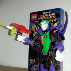 Juegos construcción - Lego: LEGO 4527. FIGURA JOKER DE DC CÓMICS, ENEMIGO DE BATMAN.. Lote 160838869