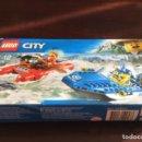 Juegos construcción - Lego: LEGO CITY 60176 COMPLETO. Lote 160855370