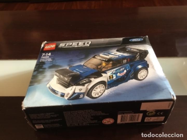 LEGO SPEED CHAMPIONS 75885 COMPLETO (Juguetes - Construcción - Lego)