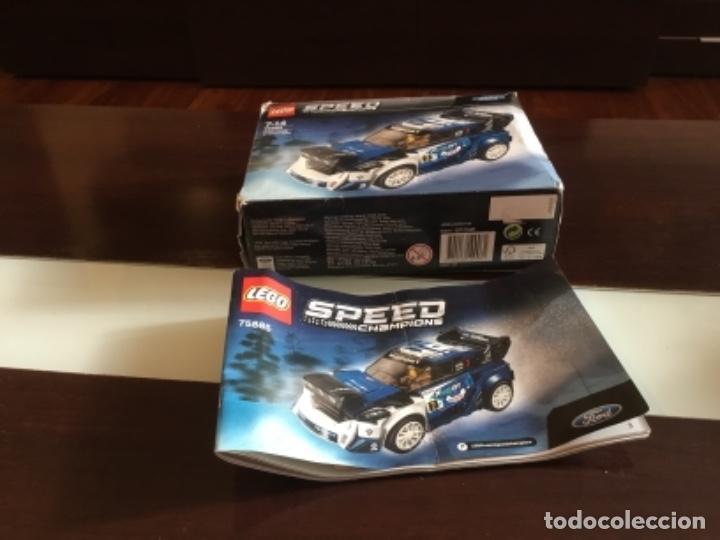Juegos construcción - Lego: Lego speed champions 75885 completo - Foto 2 - 160857314