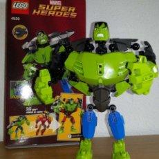 Juegos construcción - Lego: LEGO 4530. FIGURA HULK DE LOS VENGADORES DE LEGO MARVEL.. Lote 160867678