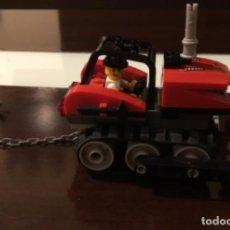 Juegos construcción - Lego: LEGO TRACTOR. Lote 160877826