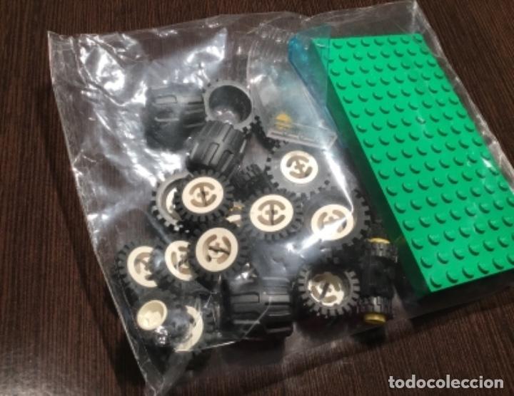 LOTE LEGO VARIADO RUEDAS (Juguetes - Construcción - Lego)