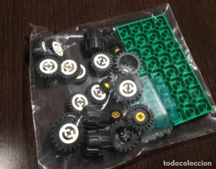 Juegos construcción - Lego: Lote lego variado ruedas - Foto 2 - 161070990
