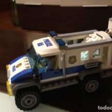 Juegos construcción - Lego: LEGO FURGÓN POLICÍA. Lote 161308134