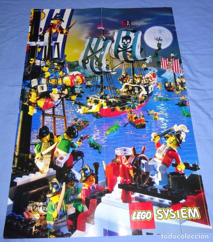 Poster Lego System 6280 Piratas Kaufen Altes Lego Spielzeug In