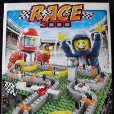 Juegos construcción - Lego: LEGO RACE 3000 REF. 3839 - COMPLETO -. Lote 161693474