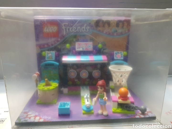 EXPOSITOR LEGO FRIENDS 41127 ESCASO (Juguetes - Construcción - Lego)