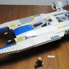 Juegos construcción - Lego: LEGO STAR WARS REBEL U-WING FIGHTER REF. 75155. Lote 162792640