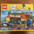 Juegos construcción - Lego: LEGO THE SIMPSONS 71016: KWIK-E-MART - BADULAQUE - NUEVO SELLADO / NEW SEALED. Lote 133599962
