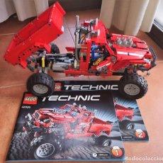 Juegos construcción - Lego: LEGO TECHNIC 42029+8293 (POWER FUNCTIONS)100% COMPLETO CON INSTRUCCIONES,40 CM STAR WARS-PLAYMOVIL. Lote 163425022