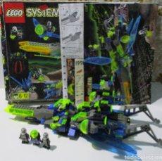 Juegos construcción - Lego: LEGO REF. 6969, CELESTIAL STINGER, SPACE, INSECTOIDS, 1998, ELECTRÓNICO, CON LUCES Y SONIDO. Lote 253573025