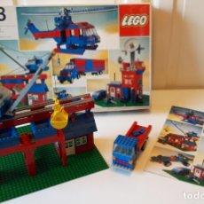 Juegos construcción - Lego: LEGO 733 BASIC SET, VINTAGE (1980).. Lote 157923646