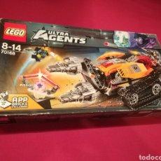 Jeux construction - Lego: LEGO 70168 ULTRA AGENTS - SET NUEVO SIN ABRIR. .... Lote 165382002