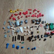Juegos construcción - Lego: LOTE DE PIEZAS LEGO AEROPUERTO. Lote 166285666
