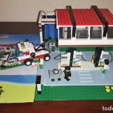Juegos construcción - Lego: LEGO SYSTEM 6397,AÑO 1992,COMPLETO CON INSTRUCCIONES, STAR WARS-PLAYMOVIL-TENTE. Lote 166727226