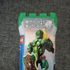 Juegos construcción - Lego: LEGO 8772 KNIGHTS KINGDOM RASCUS. NUEVO. Lote 167203736