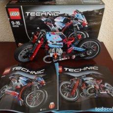 Juegos construcción - Lego: LEGO TECHNIC 42036 ,DOS MODELOS EN UNO 100% COMPLETO CAJA Y INSTRUCCIONES,STAR WARS-PLAYMOVIL-TENTE. Lote 167558536
