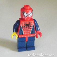 Juegos construcción - Lego: SPIDERMAN -¿ LEGO ? FIGURITA DE JUGUETE DE CONSTRUCCIÓN - SPIDER MAN HOMBRE ARAÑA PERSONAJE DE CÓMIC. Lote 167614144