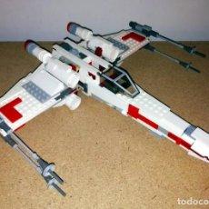 Juegos construcción - Lego: LEGO STAR WARS --- NAVE X-WING STARFIGHTER REF. 9493 (CON CAJA Y MANUAL DE INSTRUCCIONES). Lote 167642748