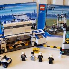 Juegos construcción - Lego: LEGO® CITY 7743, CENTRO DE MANDO POLICIAL/POLICE COMMAND CENTER.. Lote 168259704
