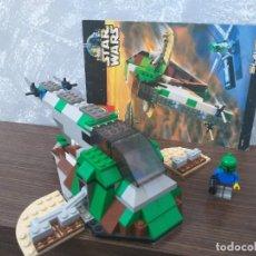 Juegos construcción - Lego: STAR WARS LEGO SLAVE1 REF.7144 DESCATALOGADO!!!!!. Lote 168385644