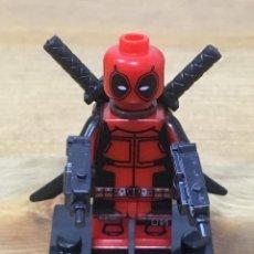 Juegos construcción - Lego: MARVEL SUPER HEROES DEADPOOL. Lote 168784712