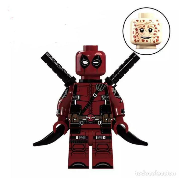 MARVEL SUPER HEROES DEADPOOL (Juguetes - Construcción - Lego)