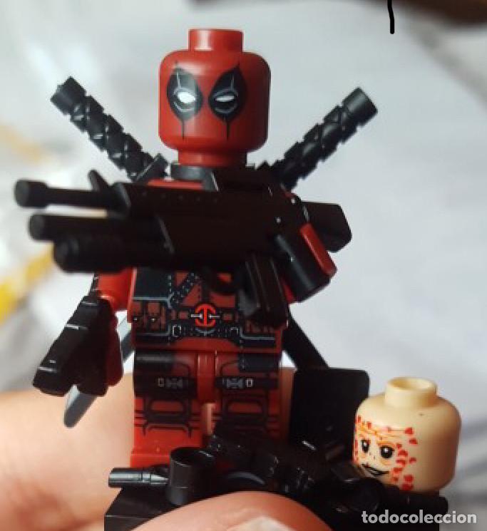 Juegos construcción - Lego: Marvel Super Heroes Deadpool - Foto 2 - 168786148