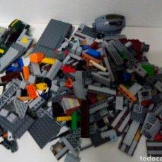 Juegos construcción - Lego: LOTE 1,7 KILOS PIEZAS LEGO STAR WARS. Lote 169059608
