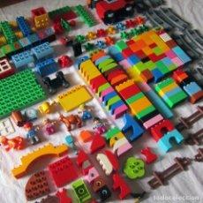 Juegos construcción - Lego: GRAN LOTE DE PIEZAS DE LEGO DUPLO, VER FOTOGRAFÍAS. Lote 169122344