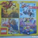 Juegos construcción - Lego: CATALOGO DE LEGO 2018 , JULIO-DICIEMBRE.. Lote 169189833