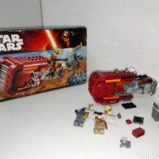 Juegos construcción - Lego: JUEGO LEGO STAR WARS COMPLETO. Lote 169219920