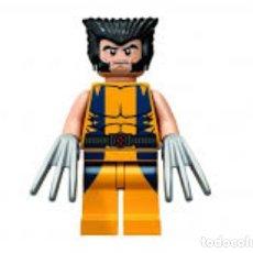 Juegos construcción - Lego: MARVEL SÚPER HÉROES LOBEZNO. Lote 169228724