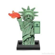 Juegos construcción - Lego: ESTATUA DE LA LIBERTAD. Lote 169289052