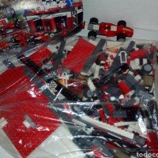 Juegos construcción - Lego: LEGO FERRARI RACERS. Lote 169776061