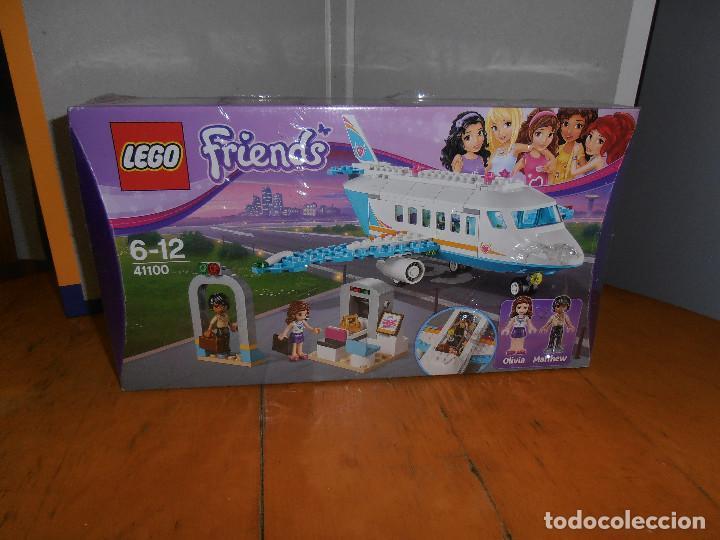 Juegos construcción - Lego: Lego Friends Private Jet Plane Airplane 41100 Olivia Matthew - Foto 4 - 143318554