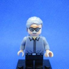 Juegos construcción - Lego: STAN LEE TIPO LEGO. Lote 170813135