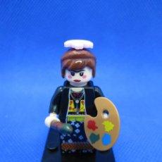 Juegos construcción - Lego: FRIDA KAHLO TIPO LEGO. Lote 170821130