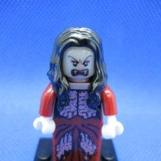 Juegos construcción - Lego: VAMPIRESA TIPO LEGO. Lote 170825160