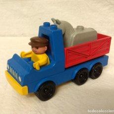 Juegos construcción - Lego: CAMION LEGO DUPLO. Lote 170865675
