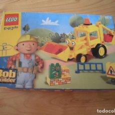 Juegos construcción - Lego: LEGO EXPLORE BOB THE BUILDER . Lote 171090712