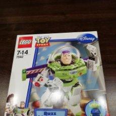 Juegos construcción - Lego: LEGO 7592 CONSTRUCT-A-BUZZ - TOY STORY, BUZZ LIGHTYEAR, DISNEY. Lote 171317132