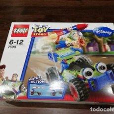 Juegos construcción - Lego: LEGO 7590 WOODY AND BUZZ TO THE RESCUE - TOY STORY, BUZZ LIGHTYEAR, DISNEY. Lote 171317469