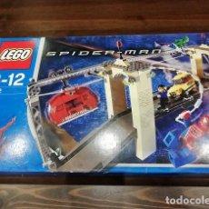 Juegos construcción - Lego: LEGO 4852 SPIDERMAN VS. GREEN GOBLIN: THE FINAL SHOWDOWN - MARVEL STUDIOS. Lote 171318124