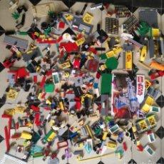 Juegos construcción - Lego: HAGA SU OFERTA --- GRAN GIGANTE LOTE DE PIEZAS LEGO ---ALGUN PLAYMOBIL CATALOGO STAR WARS ETC. Lote 171411433