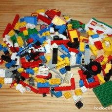 Juegos construcción - Lego: LEGO - LOTE DE PIEZAS SUELTA - 460GR DE PESO APROXIMADO. Lote 171466449
