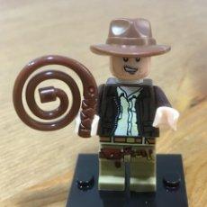 Juegos construcción - Lego: FIGURA INDIANA JONES . Lote 171495319