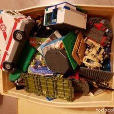 Juegos construcción - Lego: LOTE DE 12.5 KILOS DE PIEZAS LEGO. Lote 171501237