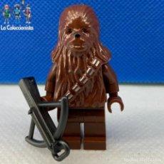Juegos construcción - Lego: MINIFIGURA ORIGINAL LEGO STAR WARS - CHEWBACCA REF. 10188. Lote 171576098